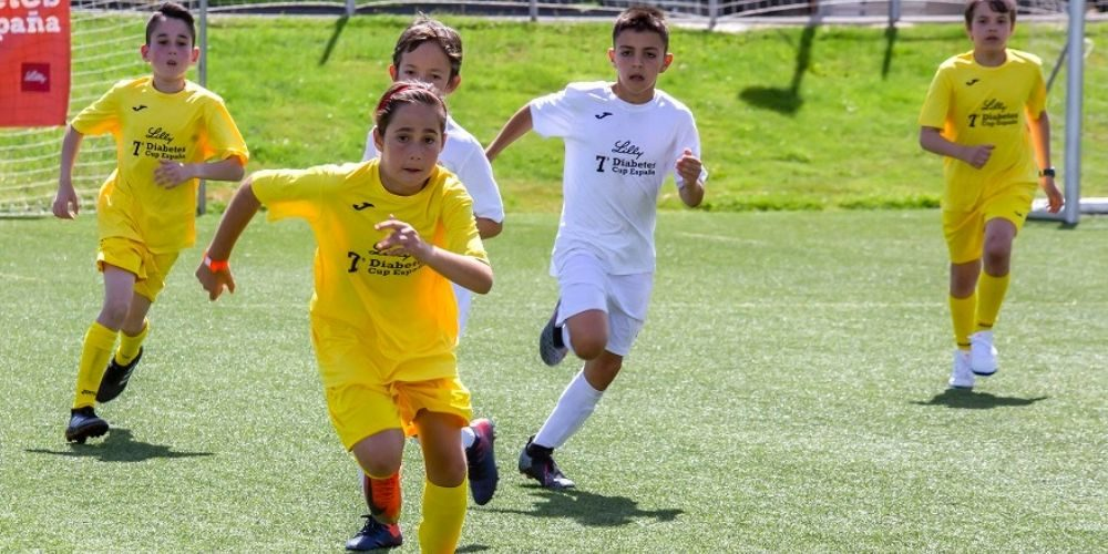 Goleada a la diabetes en la 7ª Diabetes Cup