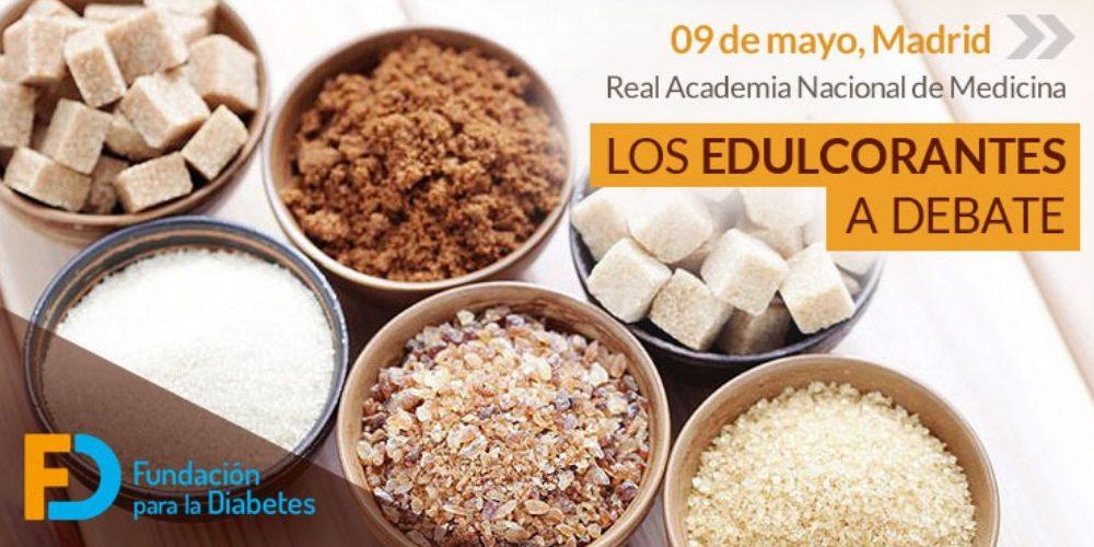 «Edulcorantes a debate»¿Son realmente una alternativa al azúcar para las personas con diabetes?