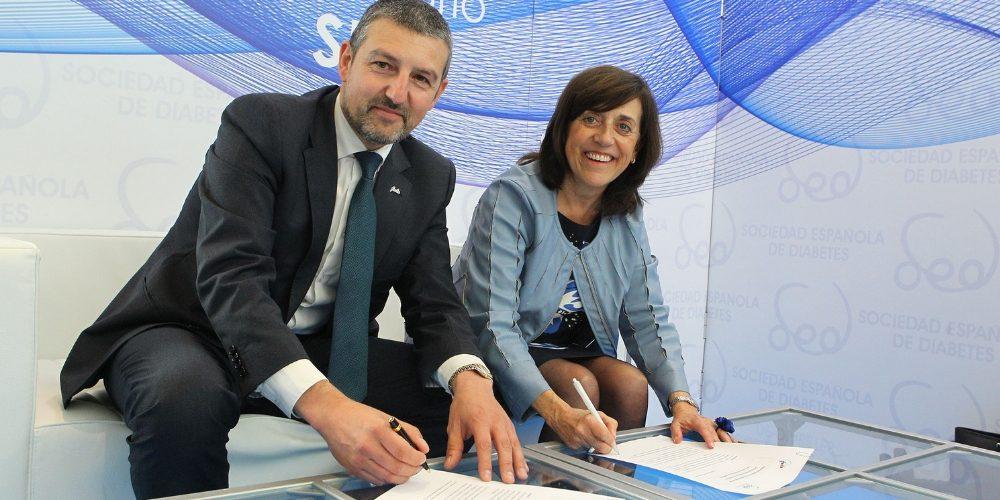 FEDE y SED consolidan su colaboración en acciones de formación y prevención en diabetes