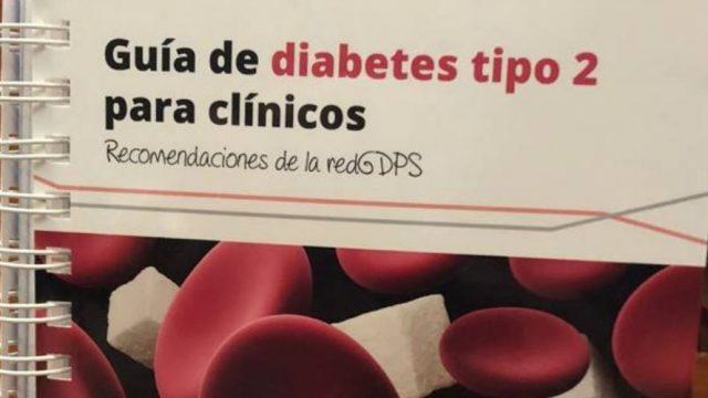 Presentan la Guia de Diabetes Tipo 2 para clínicos