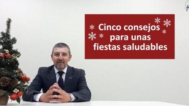 La Federación Española de Diabetes recomienda seguir algunos consejos para disfrutar de las celebraciones Navideñas